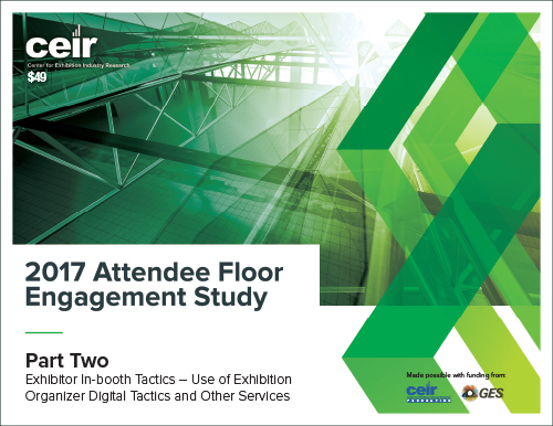 2017 Attendee Floor Engagement: Part 2 cover image