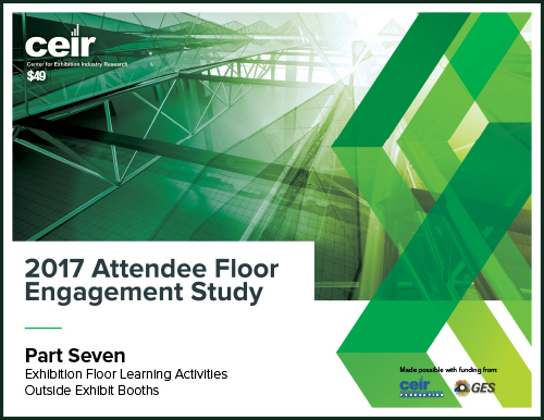 2017 Attendee Floor Engagement: Part 7 cover image