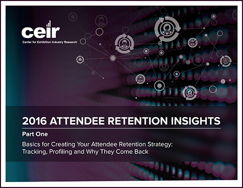2016 Attendee Retention Insights: Part 1 cover image
