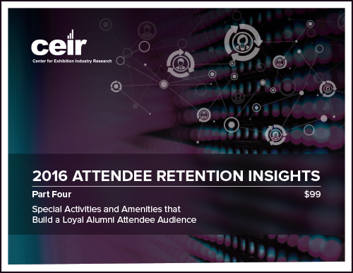 2016 Attendee Retention Insights: Part 4 cover image