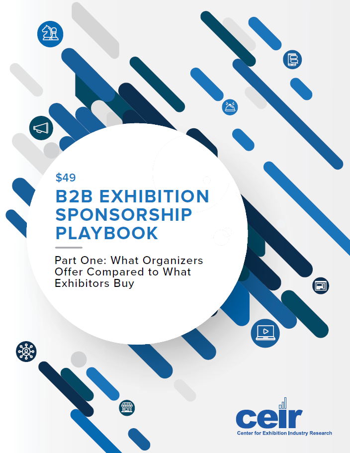 2019 B2B Exhibition Sponsorship Playbook: Part 1 cover image