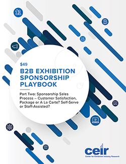 2019 B2B Exhibition Sponsorship Playbook: Part 2 cover image