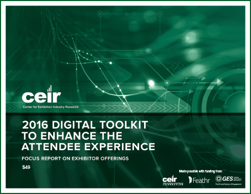 2016 Digital Toolkit to Enhance the Attendee Experience: Part 2 cover image