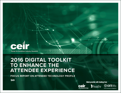 2016 Digital Toolkit to Enhance the Attendee Experience: Part 3 cover image