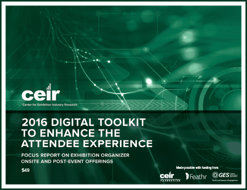 2016 Digital Toolkit to Enhance the Attendee Experience: Part 4