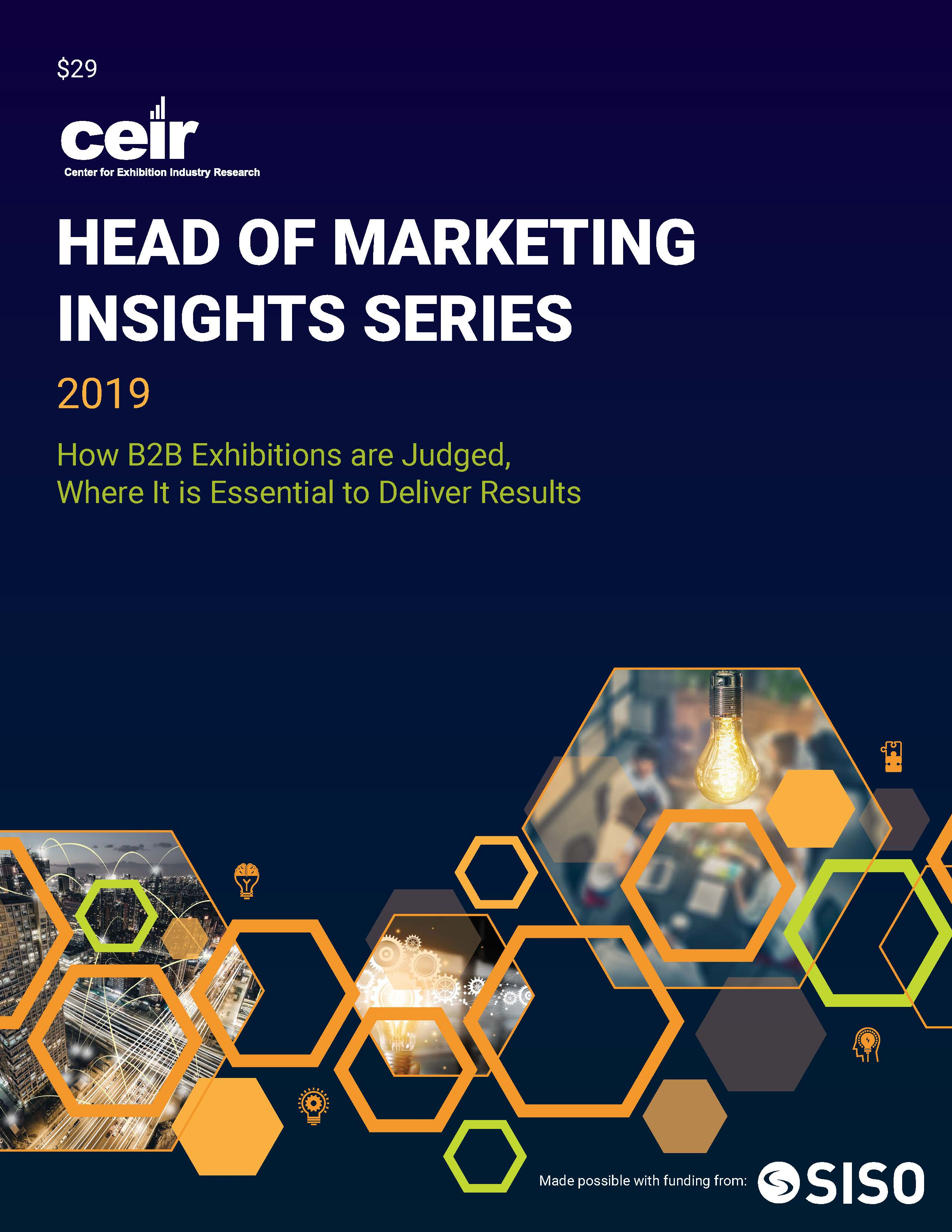 2019 Head of Marketing Insights Series: Part 4 cover image