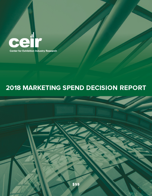 2018 Marketing Spend Decision Report cover image