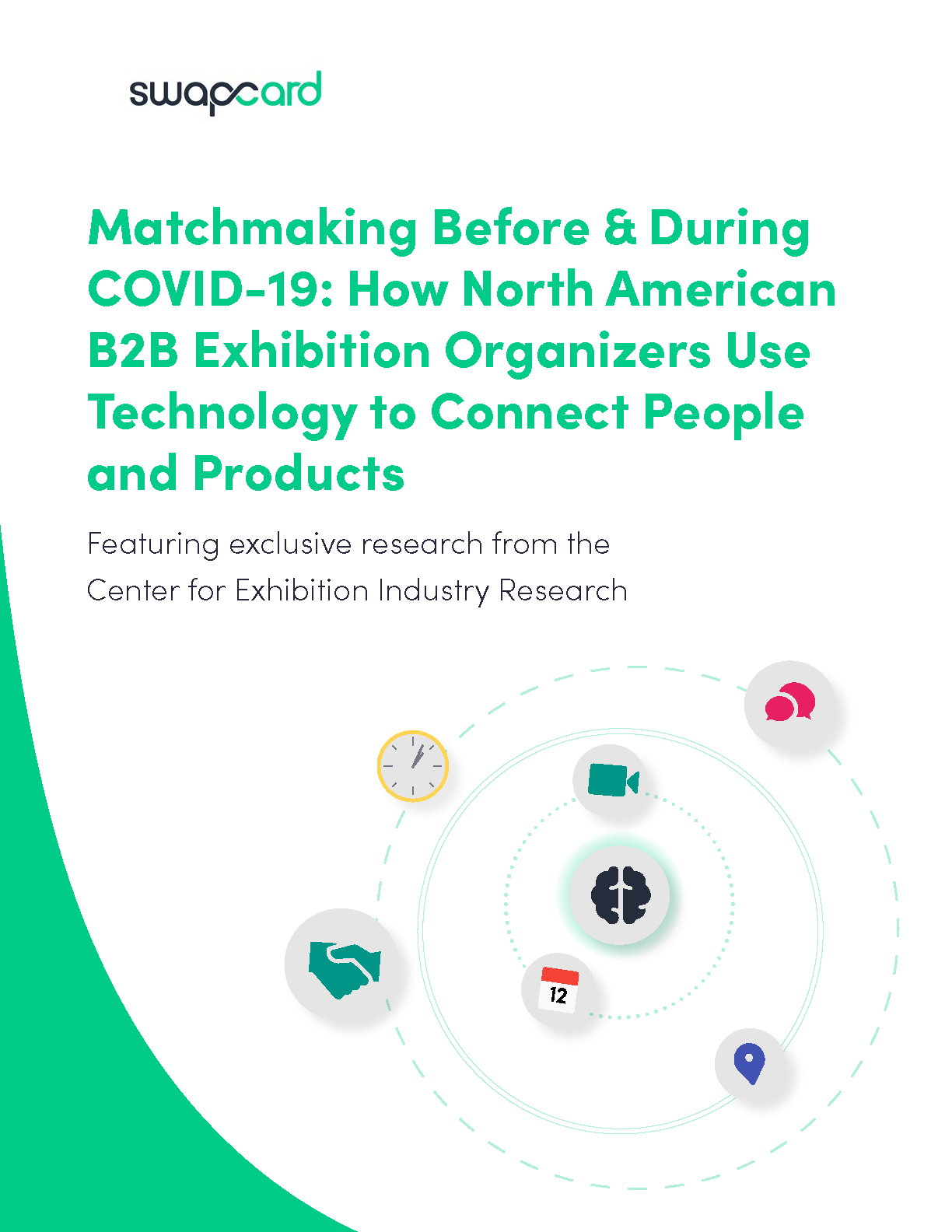 Matchmaking Before & During COVID-19: How North American B2B Exhibition Organizers Use Technology to Connect People and Products