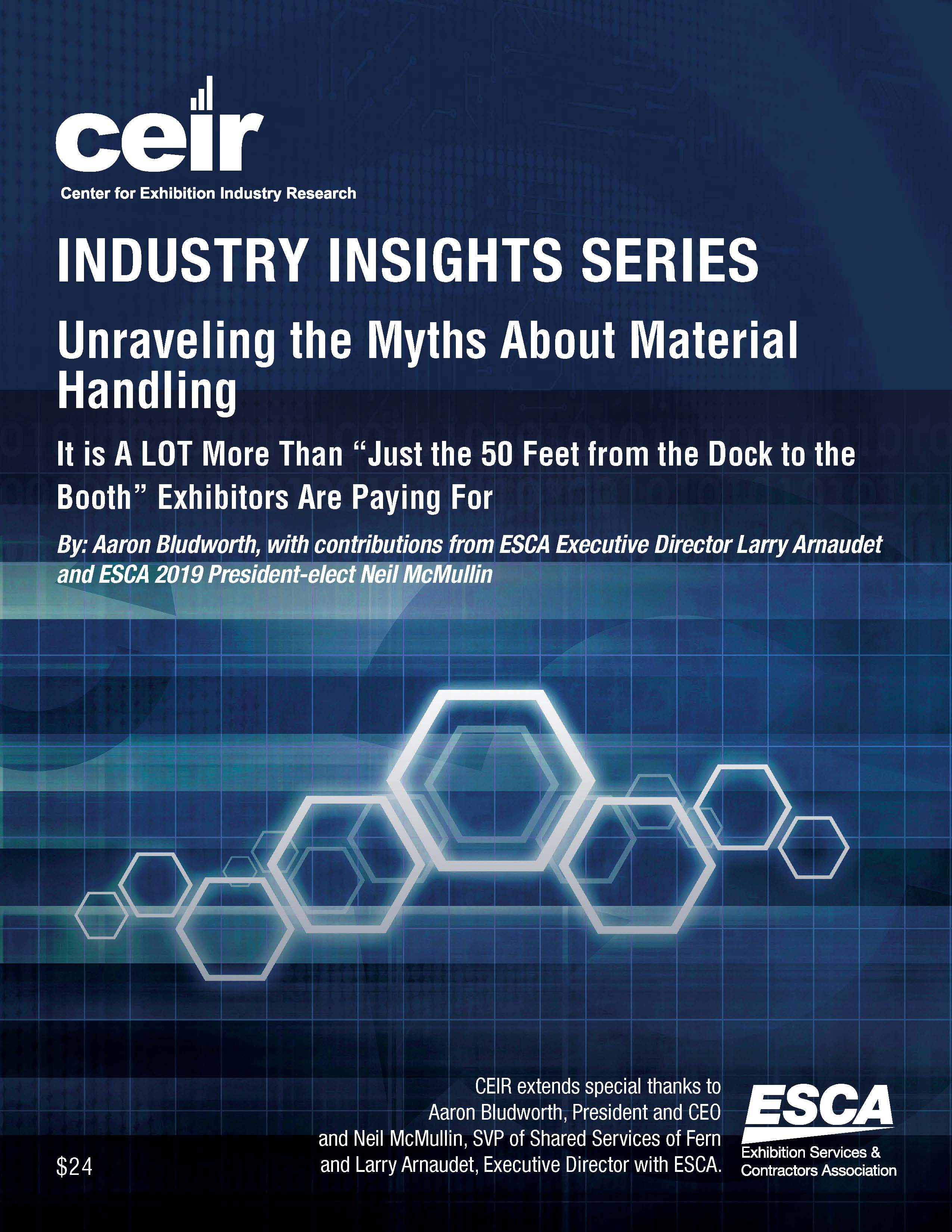 Unraveling the Myths About Material Handling (2019)
